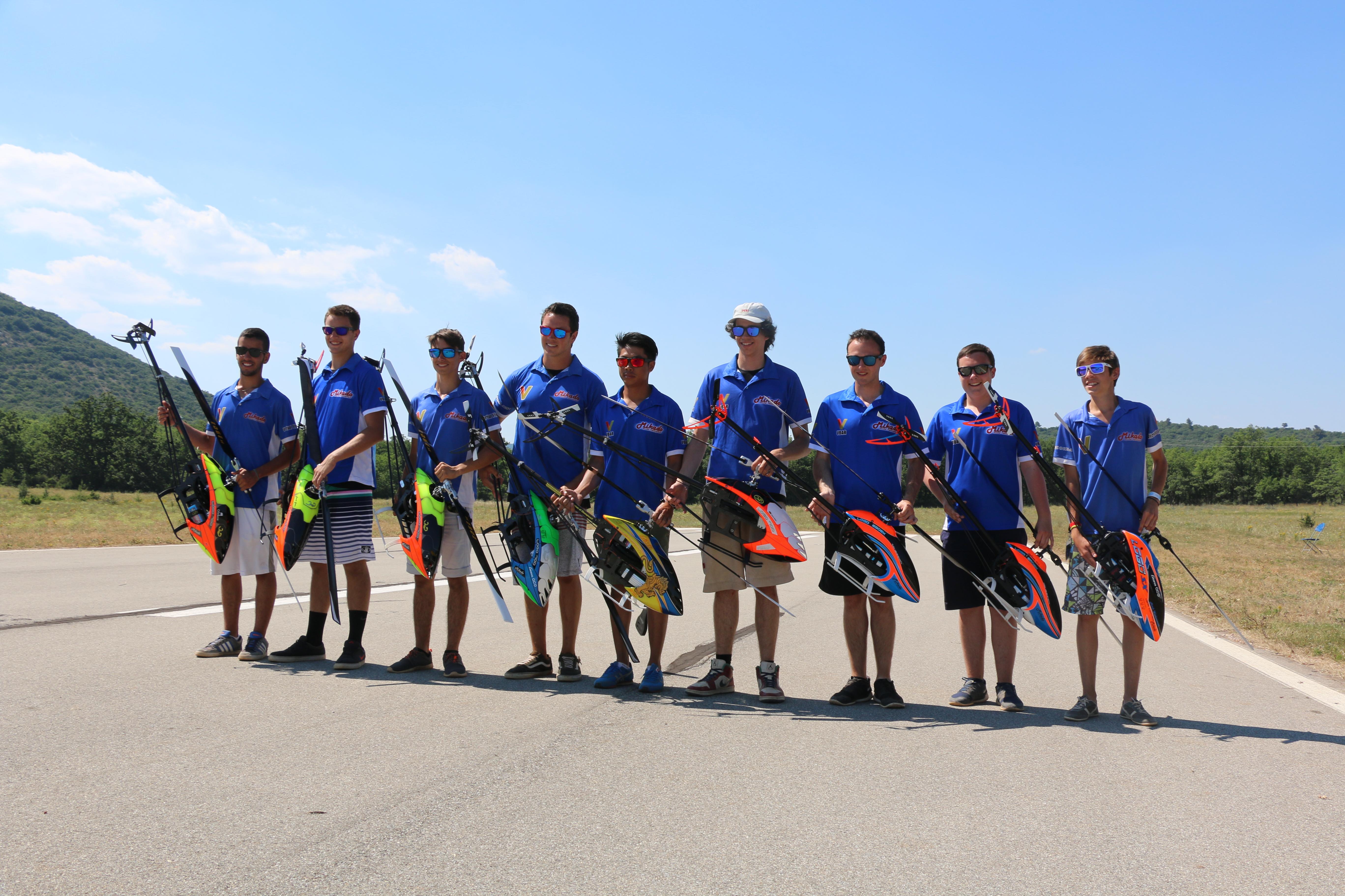 Team Mikado Scorpion 2