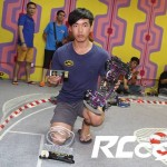 RCDC Open Class A Tong