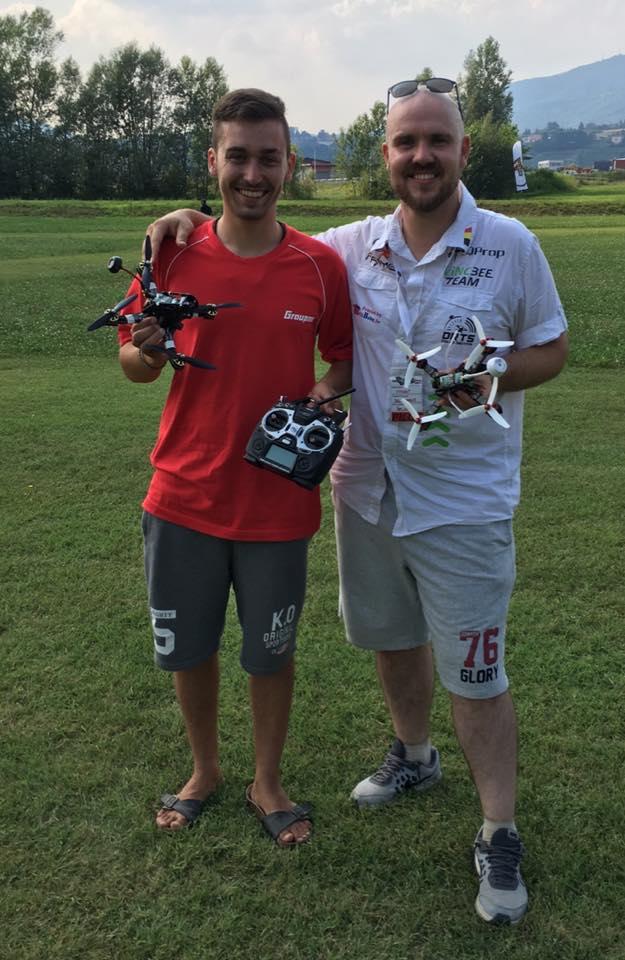 Italia Drone championship