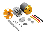 Scorpion HK-4535 Brushless Motor 12N 10P Motor Kit