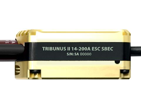 Scorpion Tribunus II 14-200A ESC SBEC - Scorpion Power System