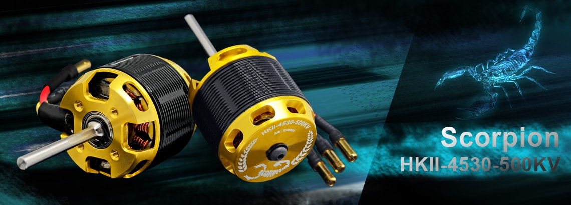 Scorpion Power System